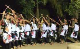 Tharu Cultural Dance Chitwan